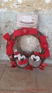 Ghirlanda natalizia la piccola bottega creativa