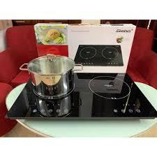 Bếp từ đôi Steba ik300, Bếp từ lắp âm dương