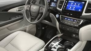 2016 honda pilot redesign interior. Wonderful Honda 2016hondapilotinteriorcabinjpg In 2016 Honda Pilot Redesign Interior 1