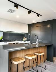 track lighting in the kitchen. Track Lighting For The Kitchen Elements At Home Homes Project Danish . In