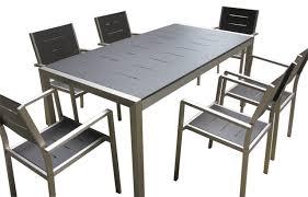 aluminium garden dining table. beautiful aluminium outdoor dining set room great aluminum table and garden i