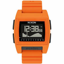 Наручные <b>часы NIXON Base Tide</b> Pro | Orange
