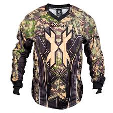 Clothing Jersey – Hk Hstl Line Camo Army -