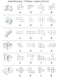 3d shapes printable worksheets