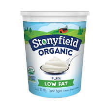 low fat smooth creamy plain