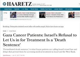 twice lost then found in haaretz translation hamas  twice lost then found in haaretz translation hamas exploitation of gaza cancer patients