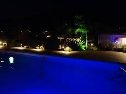Lighting Around Pool Deck Exterior Lighting Around Pool Home Decor And Landscaping