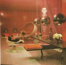 Space Age Furniture Inspirational Retro Futuristic Living Room Ideas Vintage Space