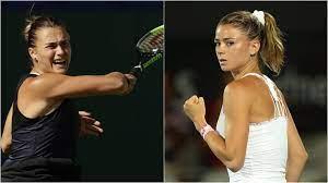 WTA Eastbourne 2021: Aryna Sabalenka vs ...