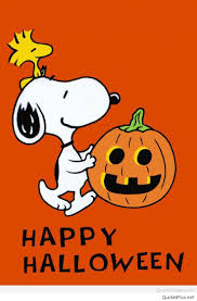 funny image happy halloween quote cartoon