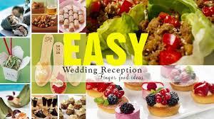 easy wedding reception finger food ideas you diy wedding 1270