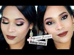 bollywood inspired date night makeup tutorial misslizheart