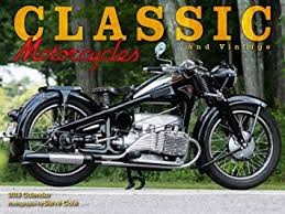 amazon com 2018 classic motorcycles wall calendar office products