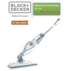 black decker fsm1610 steam mop 1600w c w 1 pad