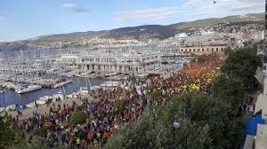 I portuali risoluti a bloccare il porto. A Trieste ancora una volta si  scrive la Storia d'Italia – Il Giornale di Udine