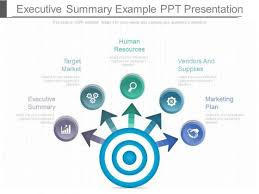 Samples Of Powerpoint Presentations Executive Summary Example Ppt Presentation Powerpoint Templates