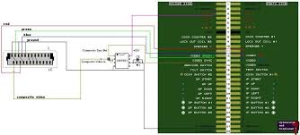xbox to jamma mysterious and misplaced logic of a maniac gone awry how to wire a 60 in 1 jamma board at Jamma Wiring Diagram