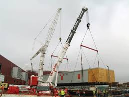 Liebherr 500 Ton Crane Load Chart Bay Crane Overcomes Constraints Article Khl