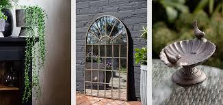 20 garden mirror ideas for your outdoor