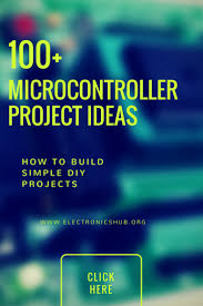 100 microcontroller based mini projects ideas