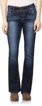 Wallflower Jeans Juniors Petite Instastretch Luscious Curvy