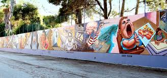 the great wall of los angeles make a donation on wall mural artist los angeles with the great wall of los angeles sparcinla