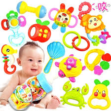 baby toys 3 6 months rattles rattle early childhood educational in on