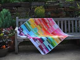 64 best My Quilts and Such images on Pinterest | Quilt table ... & Rainbow baby quilt A personal favorite from my Etsy shop https://www. Adamdwight.com