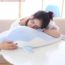 office nap pillow. Kids Toys 50cm Soft Dolphin Plush Dolls Stuffed Down Cotton Animal Pillow Kawaii Office Nap