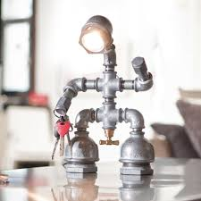 handmade lighting design. Kozo Lamp - Upcycled Handmade Lighting Design By David Benatan O
