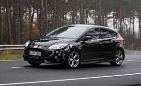 2013 Ford Focus ST First Ride - Feature - Car and Driver