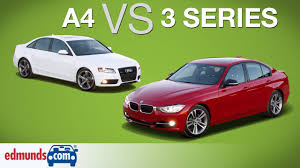 BMW Convertible bmw 320i vs 328i vs 335i : Audi A4 vs BMW 3 Series | Edmunds A-Rated Luxury Sedans Face Off ...