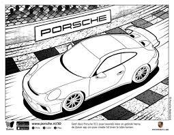 Scoop Porsche Lekt De Gefacelifte 911 Gt3 Met Kleurplaat Autoblognl