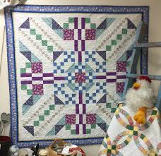 MYSTERY QUILT: Mystery Solved from Speckled Hen Quilts in Oregon ... & MYSTERY QUILT: Mystery Solved from Speckled Hen Quilts in Oregon - February  2017. Image Adamdwight.com