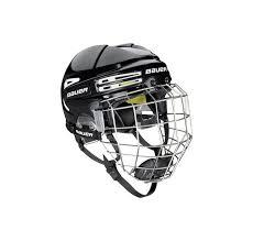 Bauer Re Akt 75 Combo Helmet Hockey Helmets