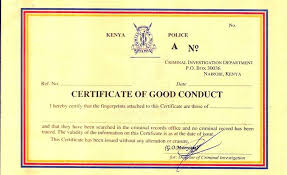 How To Get Your Police Clearance Certificate Certificate Of Good