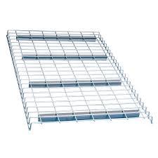 lyon pallet rack wire decking