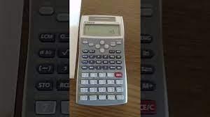 maeVid000005, bilimsel hesap makinesi, Canon f-715s, kartezyen - polar  cevirme, maerbir - YouTube