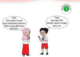 Pada kali ini admin kunci jawaban bahasa indonesia ingin membagikan sebuah artikel yang berjudul kunci ja. Kunci Jawaban Tema 5 Kelas 2 Halaman 135 136 138 139 Subtema 3 Pembelajaran 3 Halo Belajar