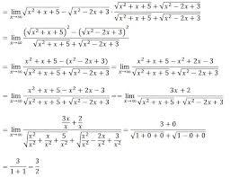 Fungsi dikalikan dengan akar sekawannya agar bentuk limit tersebut tidak irasional, sehingga bisa dilakukan kembali substitusi langsung nilai. Rumus The King Limit Aljabar Part 2 Belajar Tumbuh Berbagi