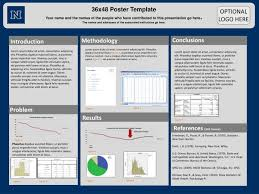 Free Powerpoint Poster Template Scientific Poster Template Free Template Business