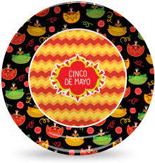 Cinco De Mayo Microwave Safe Plastic ...