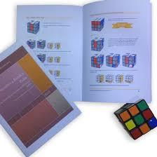 Pattern To Solve Rubik's Cube Custom Decoration