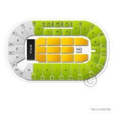 Cn Center Seating Chart The Cn Centre Concert Tickets
