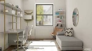office with daybed. For A Medium Space Office With Daybed