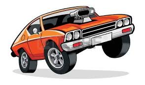 Muscle Car Stock Vector Illustration And Royalty Free Muscle
