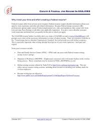 Usajobs Resume Builder From Separation Tip Sheets Usajobs And Navy