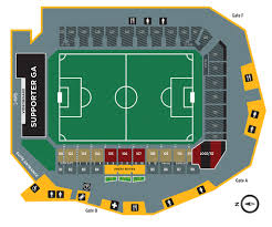 Kennesaw State Football Seating Chart Fifth Third Bank Stadium Guide Atlanta United Fc