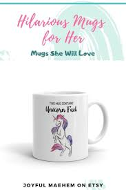 Funny cookie holder coffee mugs. Unicorn Fuel Unicorn Coffee Mug Funny Coffee Mug Best Etsy Unicorn Coffee Mug Unicorn Coffee Mugs
