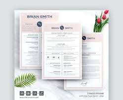 Download Modern Resume Tempaltes A Professional Resume Format A Modern Resume Template For Word